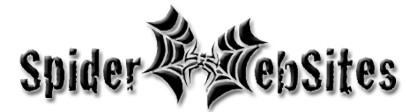 spider websites logo